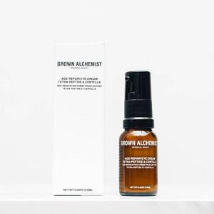 Grown Alchemist Age-Repair Eye Cream: Tetra-Peptid